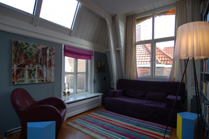 Bed and Breakfast Den haag | Loft  Westeinde Den Haag | 2
