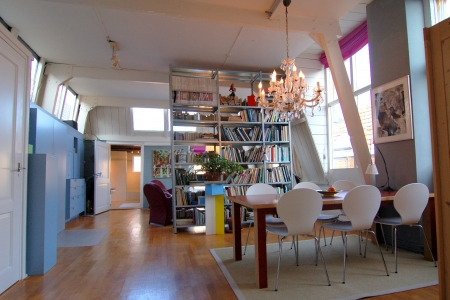 Bed and Breakfast Den haag | Loft  Westeinde Den Haag | 17