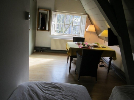 Bed and Breakfast Utrecht | Bed aan de Gracht | 30
