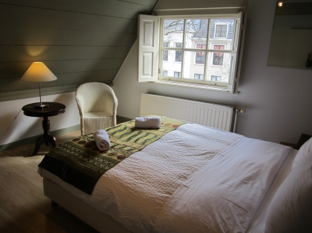 "Bed and Breakfast Utrecht | Bed and Breakfast Utrecht ""Bed aan de Gracht""  