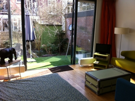 Bed and Breakfast Utrecht | Studio Zaagmolen / Studio Sawmill | 1
