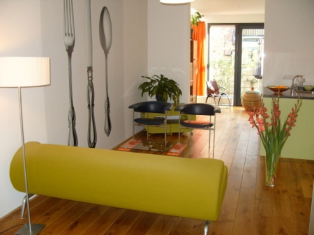 Bed and Breakfast Utrecht | Studio Zaagmolen / Studio Sawmill | 6