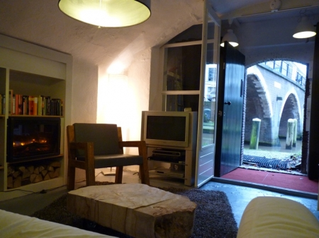 "Bed and Breakfast Utrecht | Bed and Breakfast Utrecht ""onder de Brug"" 
